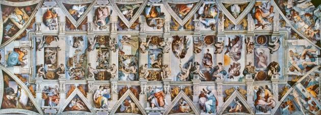 CAPPELLA_SISTINA_Ceiling